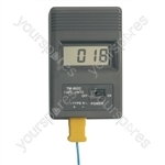Digital Thermometer with K Type Thermocouple