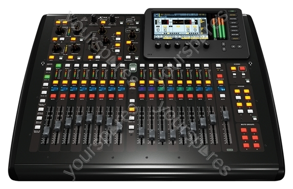 behringer x32 compact digital mixer zb777 by behringer. Black Bedroom Furniture Sets. Home Design Ideas