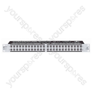Behringer PX3000 Ultrapatch Pro Panel