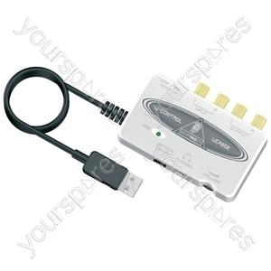 Behringer UCA202 U Control Audio Interface