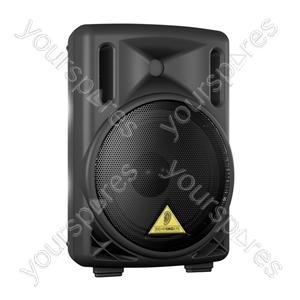 """Behringer B208D Eurolive 8"""" Active Speaker Cabinet - Colour Black"""