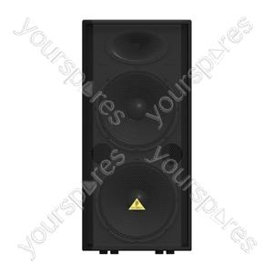 """Behringer VP2520 Eurolive Speaker Cabinet With Dual 15"""" Drivers"""