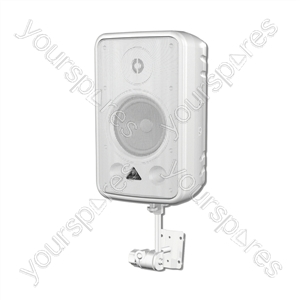 Behringer CE500A Active Wall Speakers - Colour White