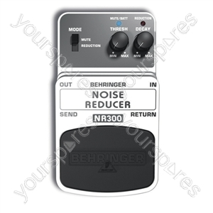 Behringer NR300 Noise Reducer Guitar Stomp Box