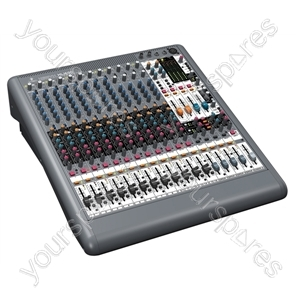 Behringer  XL1600 Xenyx Large Format Mixer