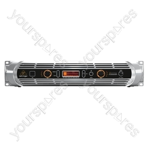Behringer iNuke Stereo Slave Amplifiers With DSP - Model NU6000DSP