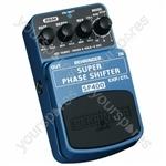 Behringer SP400 Super Phase Shifter Guitar Effects Pedal