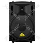 "Behringer B212D Eurolive 12"" Active Speaker Cabinet - Colour Black"