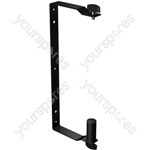 EUROLIVE WB210 Black Wall Mount Bracket for B210 Series Speakers