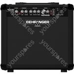Behringer GTX30 Ultrasonic Guitar Combo