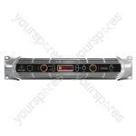 Behringer iNuke Stereo Slave Amplifiers With DSP - Model NU1000DSP