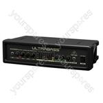 Behringer BXD3000H ULTRABASS Bass Amp Head