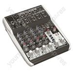 Behringer XENYX QX602MP3 Mixer