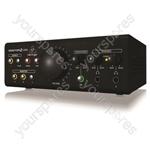 Behringer MONITOR2USB Speaker and Headphone Monitoring Controller