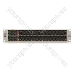 Behringer Ultragraph Pro FBQ3102HD High-Definition 31-Band Stereo Graphic Equalizer