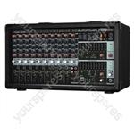 Behringer PMP2000D 2000-Watt 14-Channel Powered Mixer
