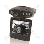 Eagle Forward Facing Vehicle 720p Camera with 8GB SD Card