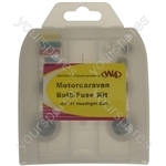 Motorhome / Caravan Bulb & Fuse Kit - H1 Bulb