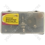 Motorhome Bulb & Fuse Kit - Universal
