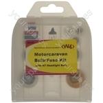 Motorhome / Caravan Bulb & Fuse Kit - H7 Bulb
