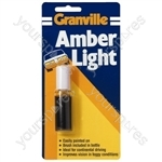 Headlight Lacquer - Amber - 9ml