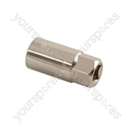 Spark Plug Socket - 21mm - 1/2in. Drive - Bi-Hex