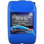 Hydraulic Oil 46 - 25 Litre