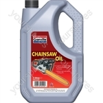Chainsaw Oil - 5 Litre