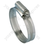 Hose Clips S/S 0X 18-25mm - Box of 10