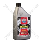 SAE Fully Synthetic 75W140 V-Twin Gear Oil 946ml