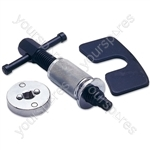 Brake Caliper Piston Rewind Tool - 3 Piece