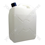 Jerry Can (Screw Cap) - Translucent - 25 Litre
