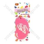 Bubble Gum - 2D Air Freshener