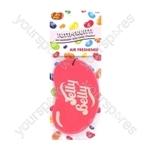 Tutti Fruitti - 2D Air Freshener