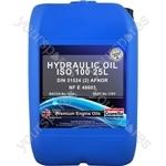 Hydraulic Oil 100 - 25 Litre