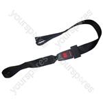 Seat Belt - Rapid Static Lap - Black