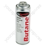 277g Butane Gas Cartridge - Pack of 12