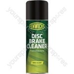 Disc Brake Cleaner Aerosol - 200ml