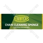 Bike Chain Cleaning Sponge