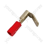 Wiring Connectors - Red - Piggy-Back - 6.3mm - Pack Of 100