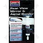 Rear View Mirror & Aerial Bonder - 2ml Syringe