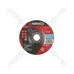 Abracs DPC Metal Cutting Disc - 125mm x 3mm - Pack of 10