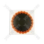 Tyre Tube Repair Patches - 75mm - Pack of 30