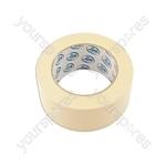 Masking Tape - 50mm x 50m - Pack Of 20
