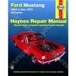 Ford Mustang V8 (1964-1973) - Car Manual