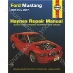 Ford Mustang (2005-2010) - Car Manual