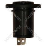 12V Auxiliary Socket - Recessed