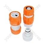 Aqua Roll Mains Adaptor Hose Replacement Connectors
