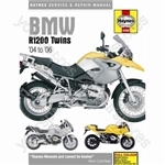 Motorcycle Manual - BMW R1200 Twins (2004-2009)