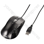 3 Button/Scrolling Optical Mouse - USB